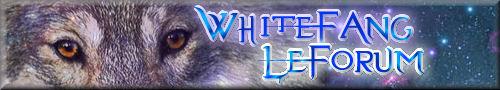 WhiteFang Forum : Assistance informatique LeForum